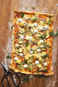 Pizza Jansson
