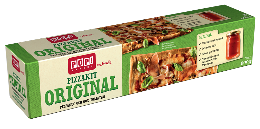 Pizzakit Original