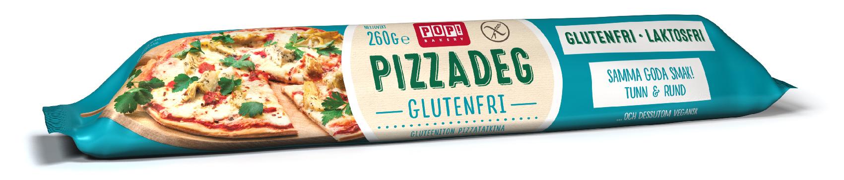Pizzadeg Glutenfri Vinkel Main