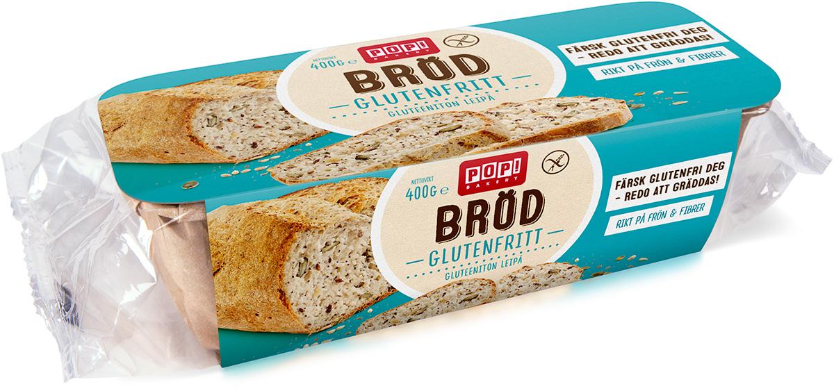 Bröd solrosfrön linfrön