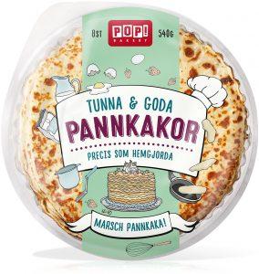 Tunna Pannkakor
