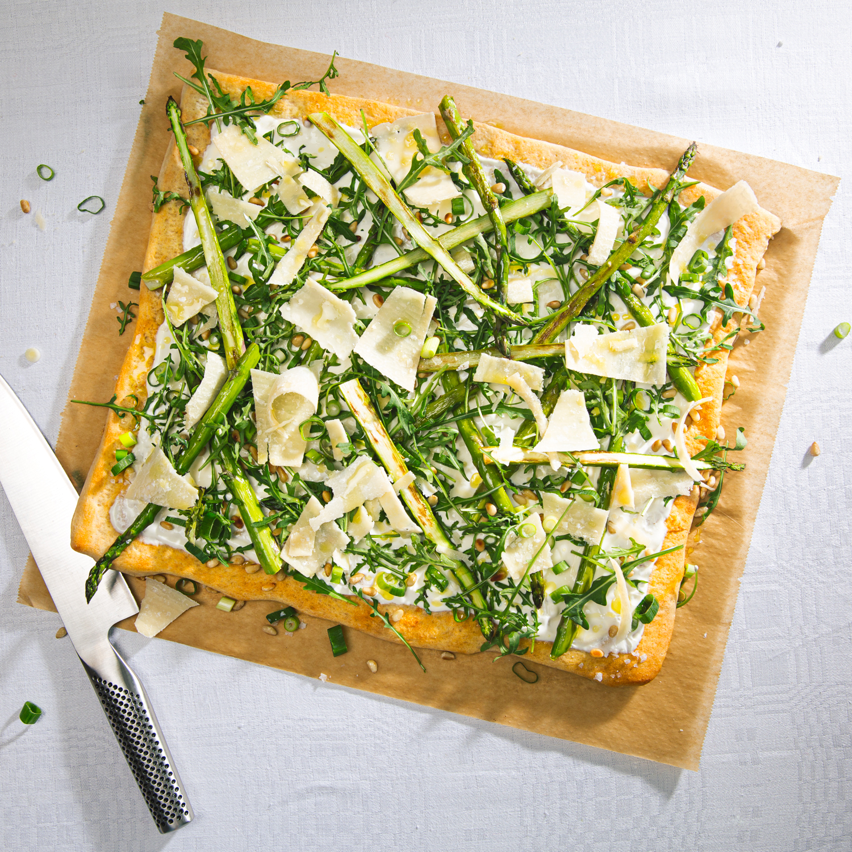 Fyrkantig pizza