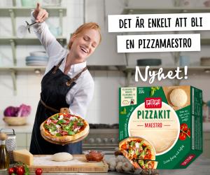 Nyhet Pizzait Maestro